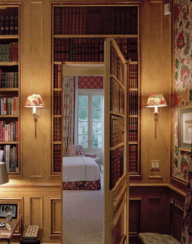 Door Design 26 Photos French Door Design Best Interior: 26+ Exciting Creative Hidden Door Design For Storage And