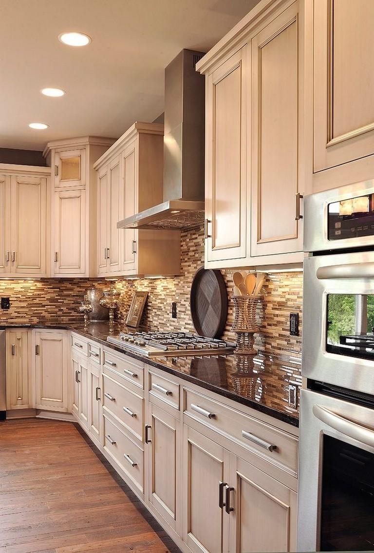 51 Elegant White Kitchen Design Ideas
