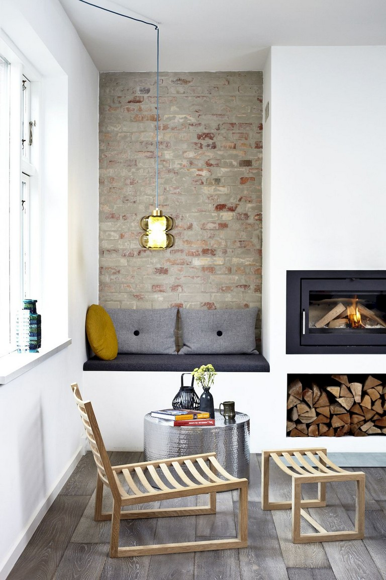 65 awesome diy living room fireplace ideas  page 5 of 66