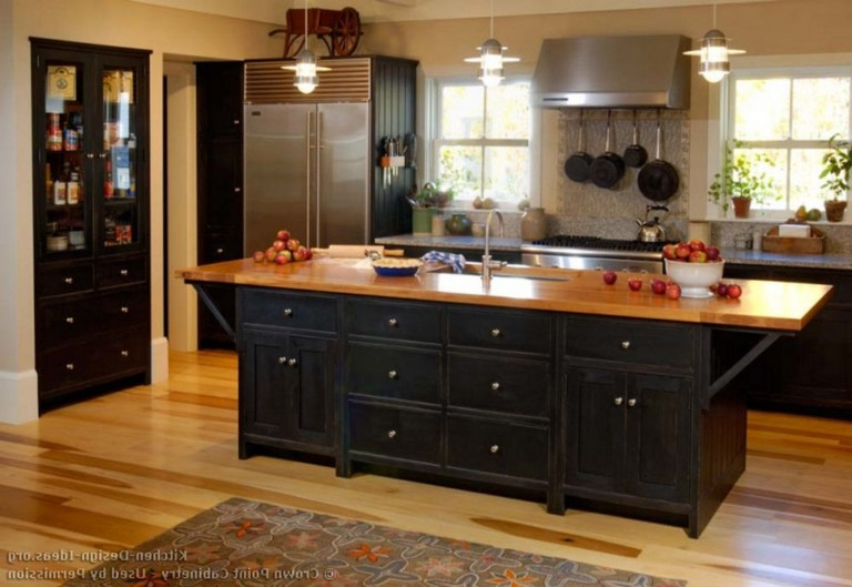 33+ Awesome Contact Paper Kitchen Cabinet Doors Ideas ...