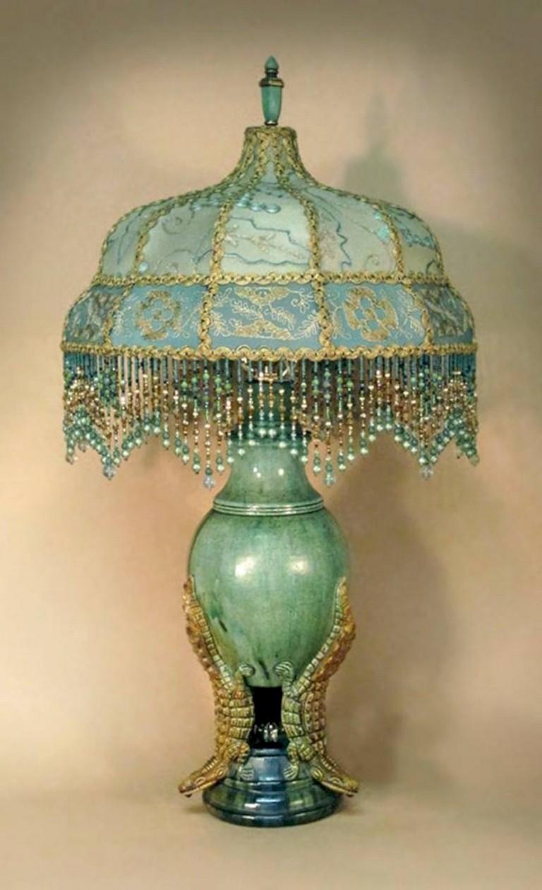 41+ Cool Vintage Victorian Lamp Shades Ideas Bedroom ...