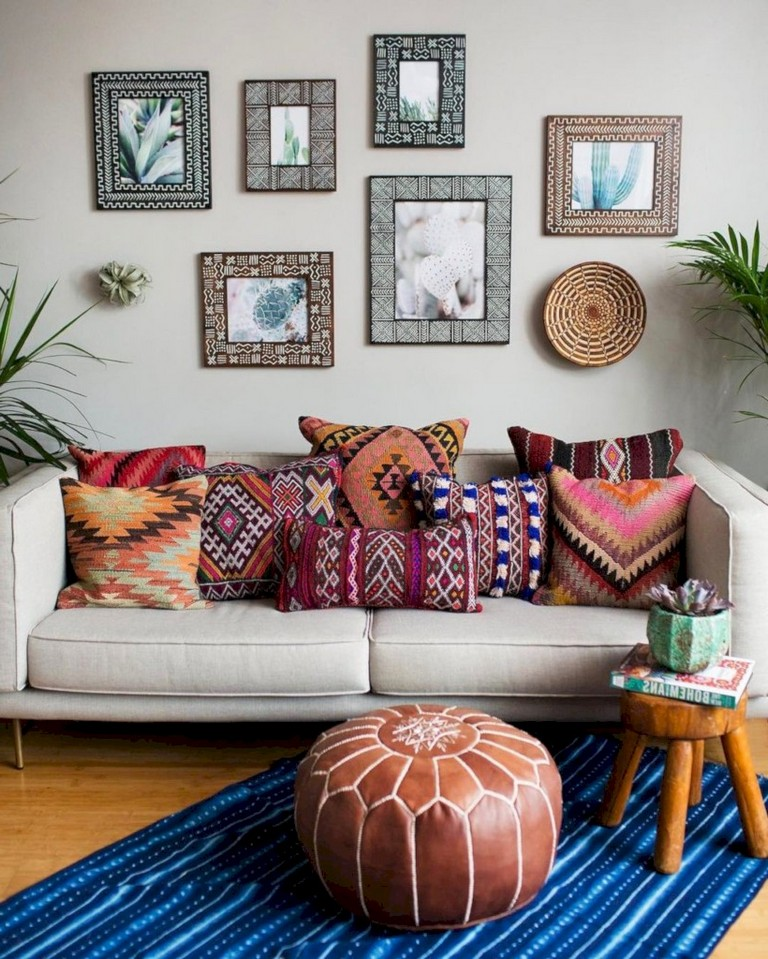 Moroccan Living Room Decoration Ideas