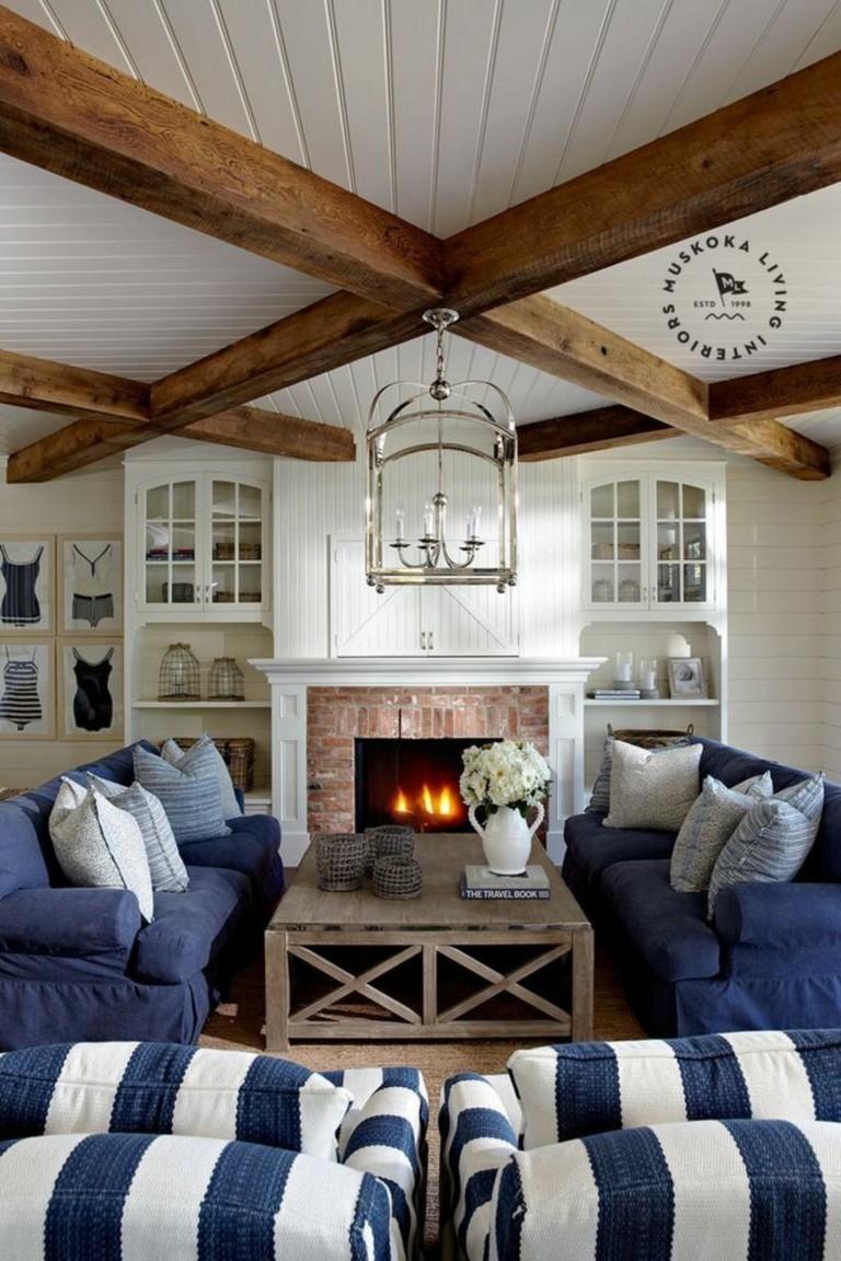 Beautiful Coastal Living Room Decor Ideas