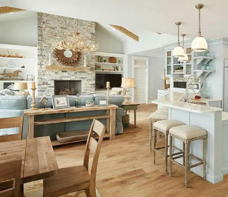 47+ Top Rustic Coastal Decorating Ideas Simple Home Decor