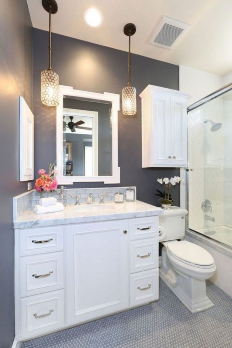 54 best farmhouse bathroom ideas for small space  page 3